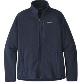 Patagonia Better Sweater Giacca Uomo, blu